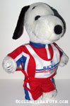 Snoopy Olympic Skiier Outfit