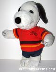 Snoopy Bike Outfit