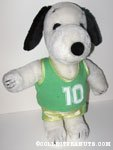 Snoopy Running Outfit