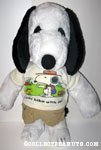 Snoopy Hiker Outfit