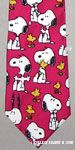Peanuts & Snoopy Neck Ties