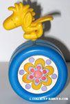 Woodstock Wheel Toy