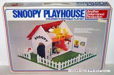 Snoopy Playhouse