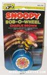 Charlie Brown Bob-o-Wheel