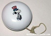 Snoopy Uncle Sam Yo-Yo