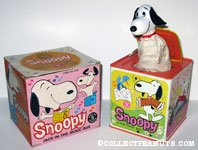 Snoopy Jack in the Box