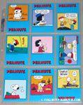 Peanuts Classics Series 1, 37-45 Trading Cards