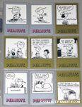 Peanuts Classics Series 2, 352-360 Trading Cards