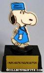 Peanuts & Snoopy Professions Aviva Trophies