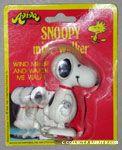 Snoopy Wind-up Mini Walker