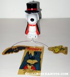Snoopy Dracula Ceramic Windchime