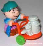 Peanuts & Snoopy McDonald's Peanuts Farmer Series
