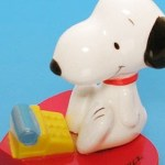 Snoopy the World Famous Author Collectibles