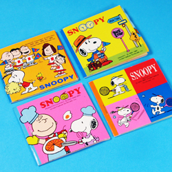 Click to view Peanuts Stickers