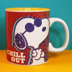Click to shop Peanuts Mugs and Drinkware