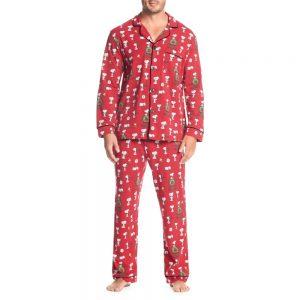 Peanuts Christmas Pajamas from Nordstrom