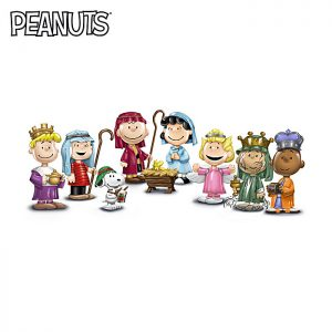 Peanuts Christmas Collectibles from Bradford Exchange