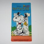 Snoopy & Woodstock dancing Switch Plate