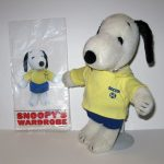 Snoopy Soccer Uniform Outfit