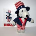 Snoopy Uncle Sam Outfit