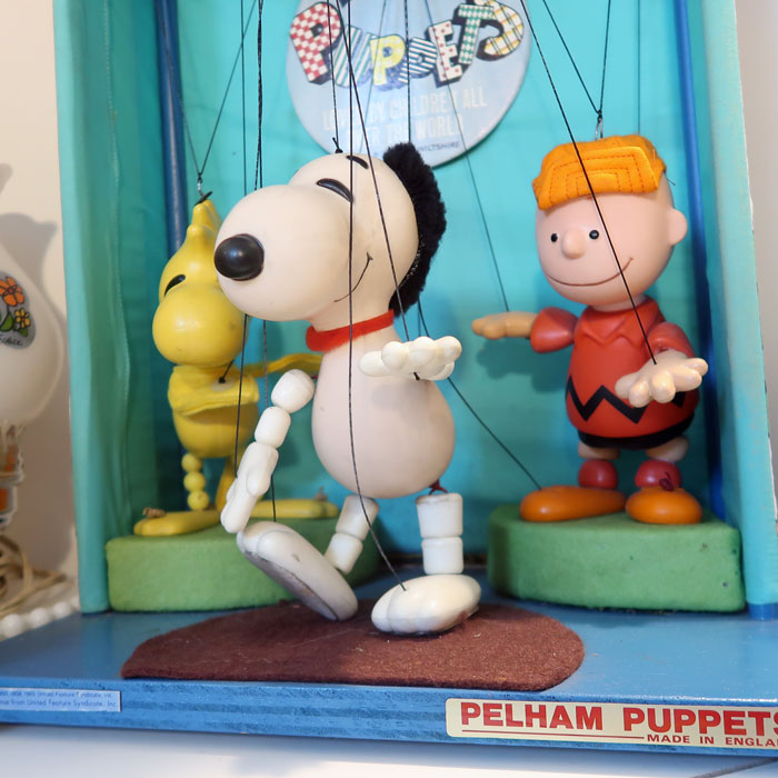 The Peanuts Pelham Puppet Display Video. Without CollectPeanuts.com, you'd never experience the fun