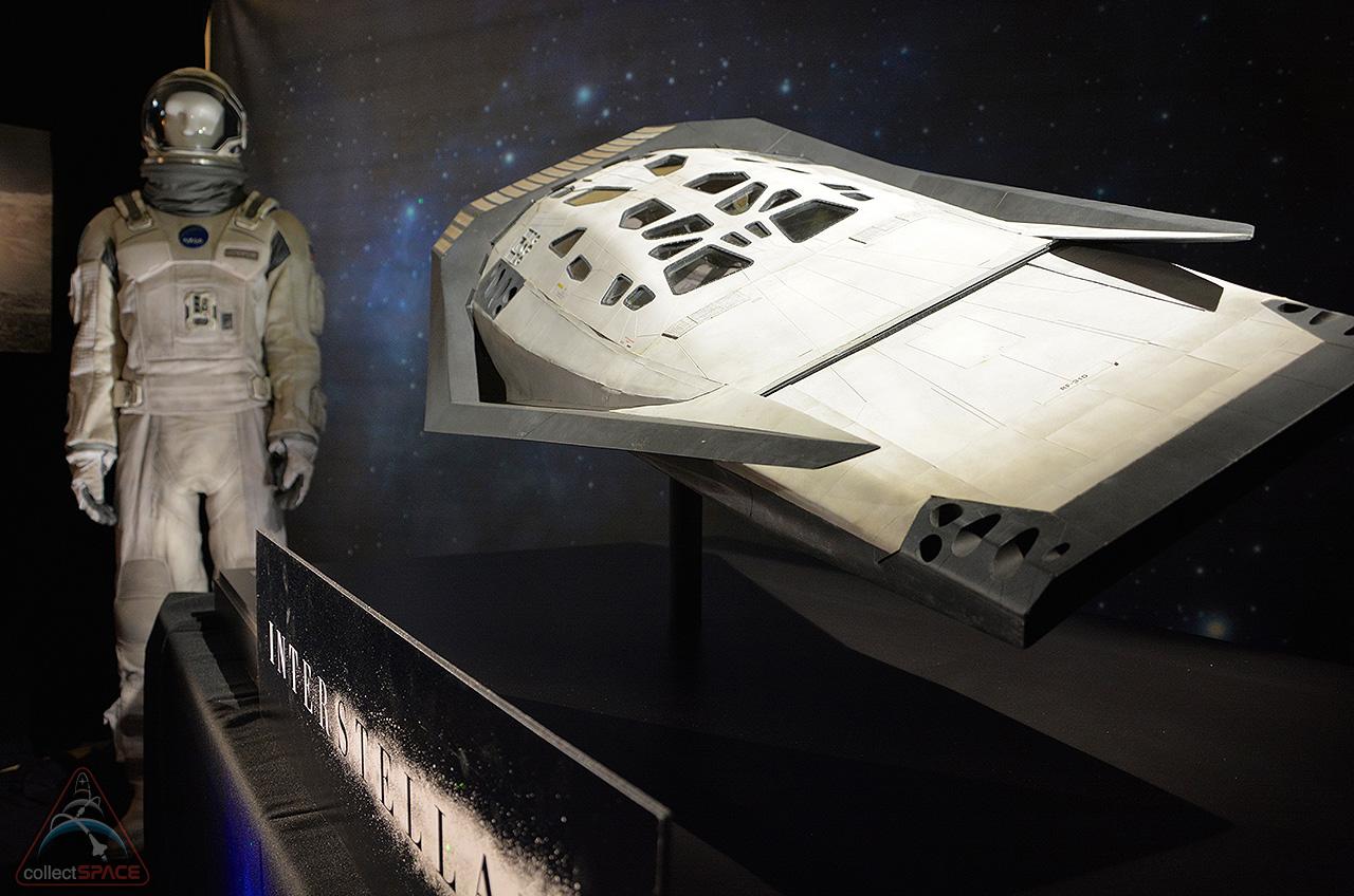 Spacecraft Design Interstellar Endurance
