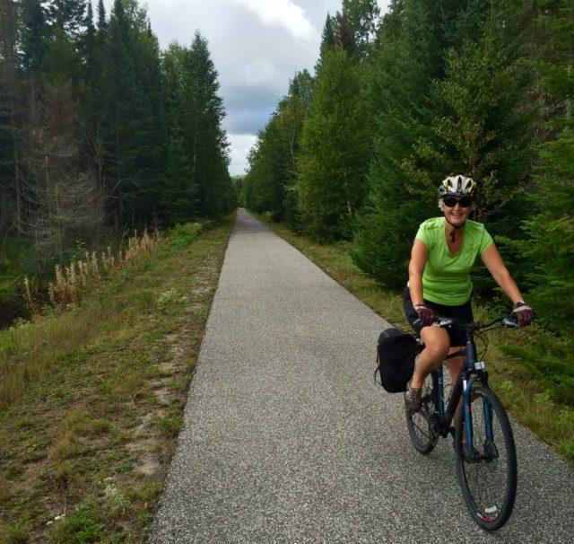 Hazel on the Trail - Colleen Friesen