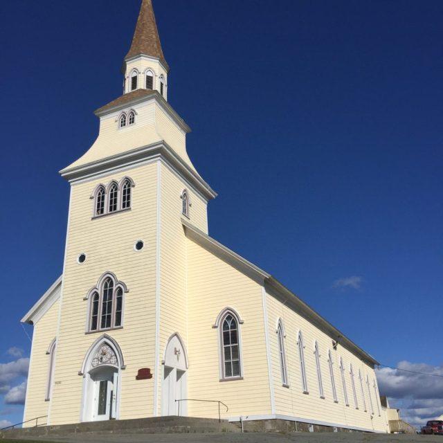 Wooden Church - Colleen Friesen