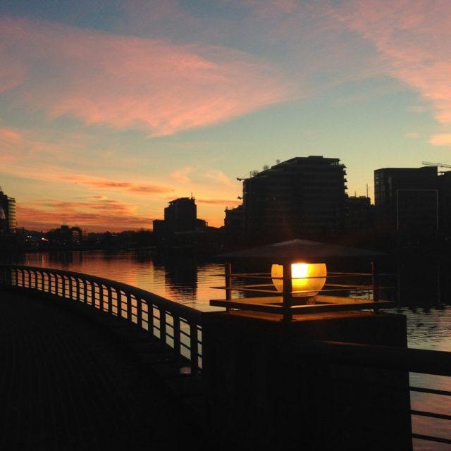 Vancouver Night - Colleen Friesen