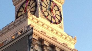 Vancouver Clock - Colleen Friesen