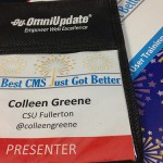 My Storify: OmniUpdate User Training Conference 2013