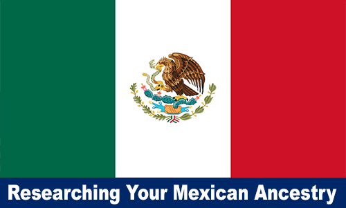 Researching Mexican Ancestry