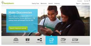 FamilySearch Hispanic Searc Tips Webinar