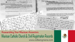 Mexico Church & Civil Registration Records