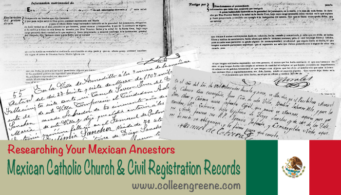 Mexico Church & Civil Registration Records