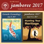 I am Teaching on Mexican Church Parish Records & Civil Registrations at the SCGS Genealogy Jamboree 2017