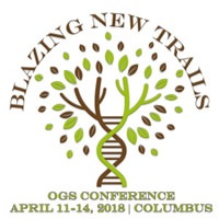 Ohio Genealogical Society 2018 Conference Logo