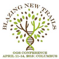 Ohio Genealogical Society 2018 Conference Logo