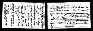 Hispanic Texas: Locating Mexican Revolution-Era Texas Border Crossing Records
