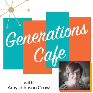Generations Cafe Podcast logo