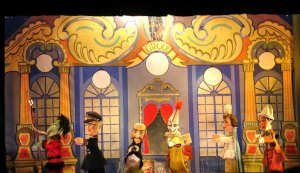 Luxembourg puppet show
