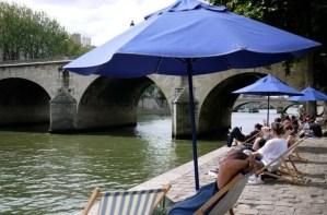 Paris-Plages 2010