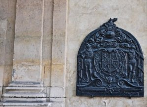Hotel Bouthillier de Chavigny-Caserne de Sévigné-frieze-Sapeurs Pompiers-wall ornament
