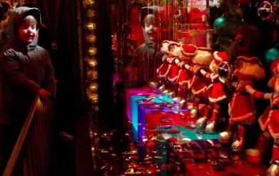 Galeries Lafayette Christmas Windows