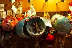 La Colomberie Christmas a Paris ornaments