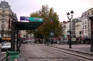 Electric Montmartrobus, Place Pigalle - Montmartre bus