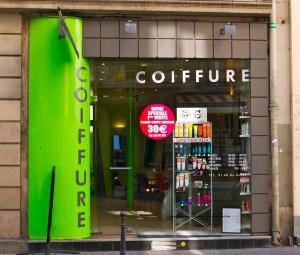 Glamour Coiffure rue de la Roquette Paris 11th