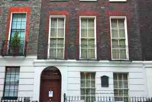 Benjamin Franklin House London exterior