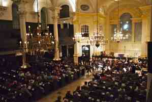 St. Martin in the Fields baroque concert on Friday night - Excellent!