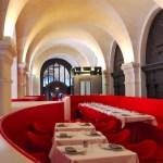 Mezzanine level of Opera Restaurant - Palais Garnier